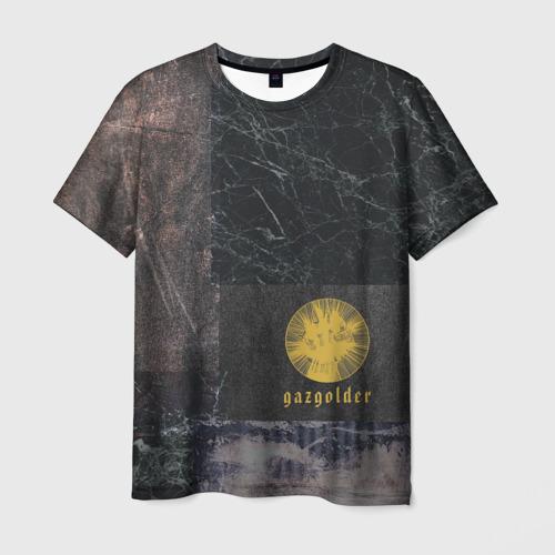 Мужская футболка 3D Gazgolder