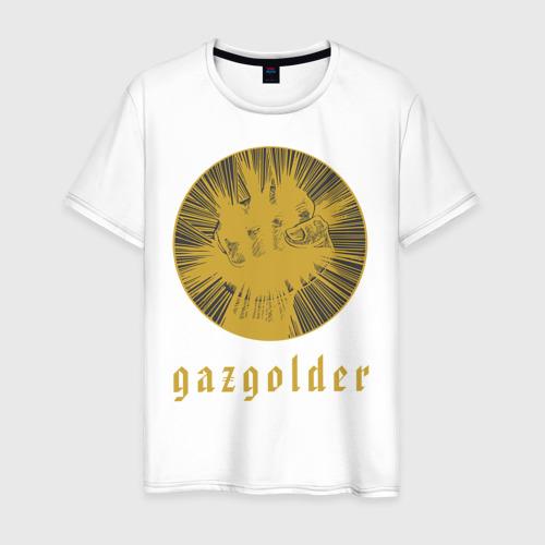 Мужская футболка хлопок Банда Gaz'a