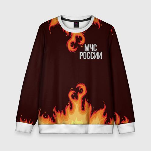 Детский свитшот 3D МЧС России