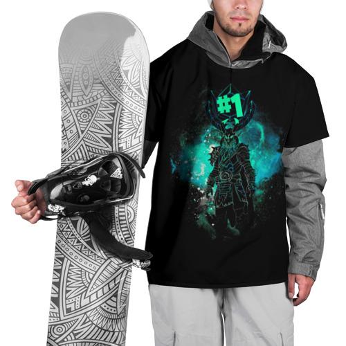 Накидка на куртку 3D Fortnite. Ragnarok