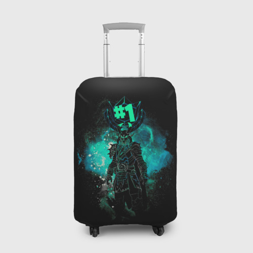 Чехол для чемодана 3D Fortnite. Ragnarok