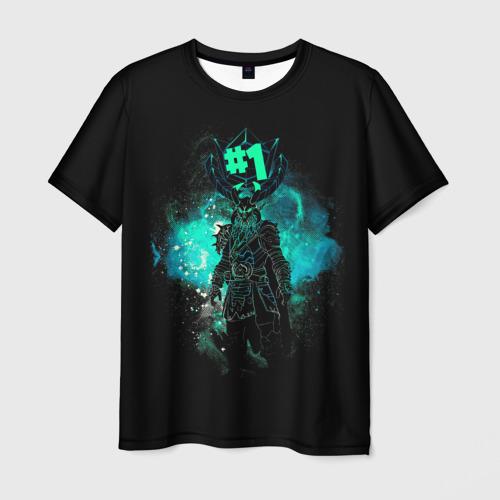 Мужская футболка 3D Fortnite. Ragnarok