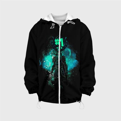 Детская куртка 3D Fortnite. Ragnarok