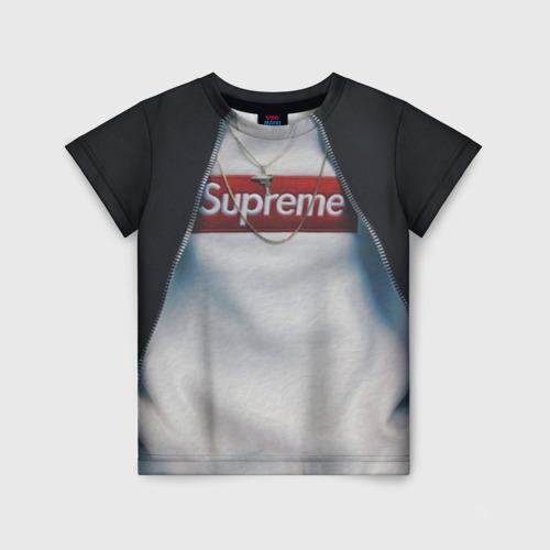 Детская футболка 3D Supreme