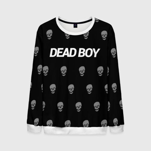 Мужской свитшот 3D Bones Deadboy