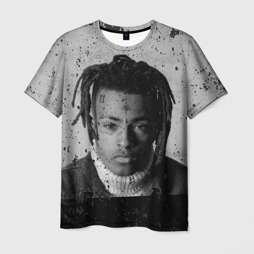 Мужская футболка 3D XXXTentacion