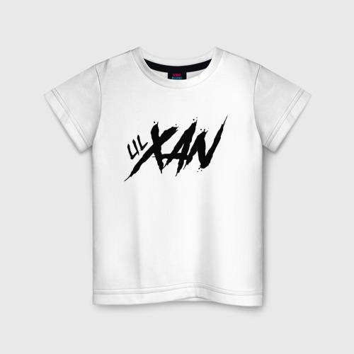 Детская футболка хлопок Lil Xan