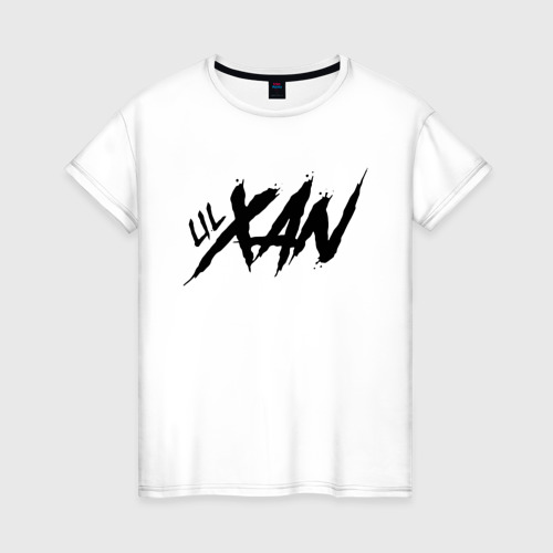 Женская футболка хлопок Lil Xan