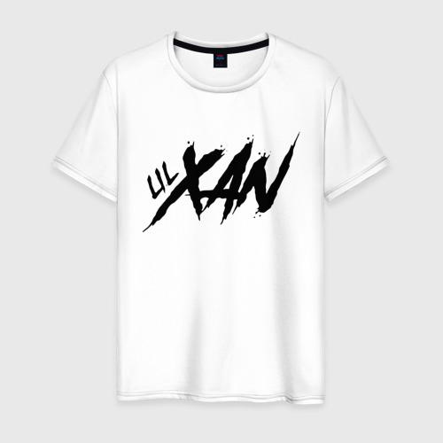 Мужская футболка хлопок Lil Xan