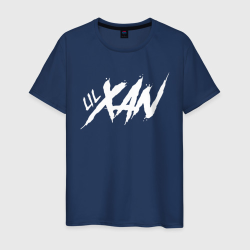 Мужская футболка хлопок Lil Xan_2
