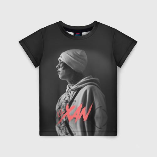 Детская футболка 3D Lil Xan 9