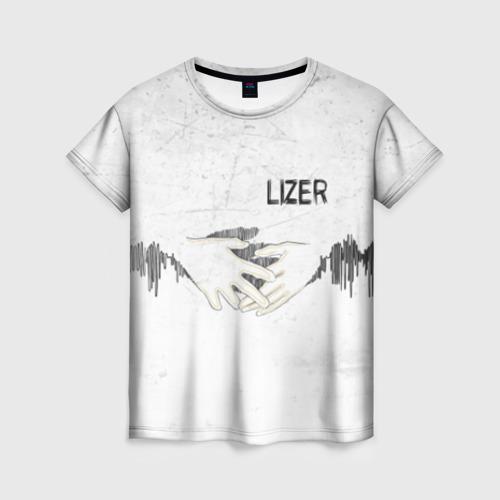 Женская футболка 3D Lizer - Не Отдам
