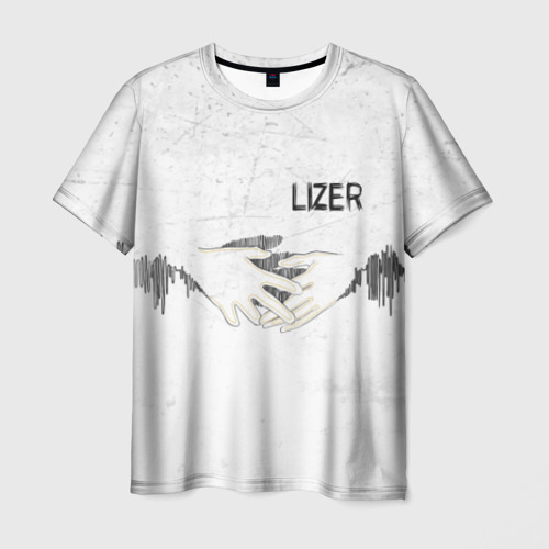 Мужская футболка 3D Lizer - Не Отдам