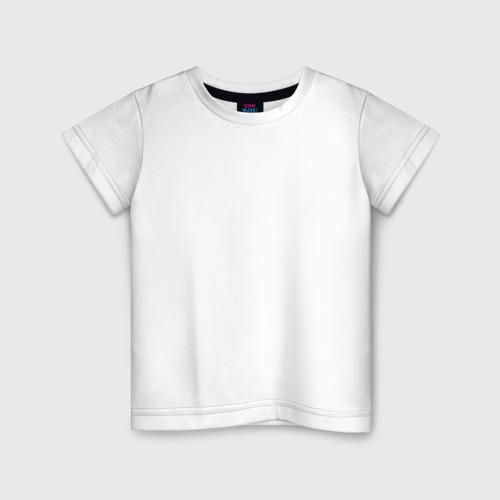 Детская футболка хлопок Я БУДУ ПЕТЬ СВОЮ МУЗЫКУ