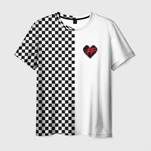 Мужская футболка 3D ФРЕНДЗОНА
