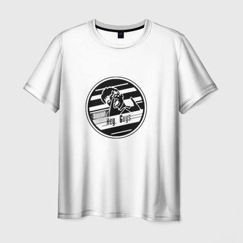Мужская футболка 3D Элджей