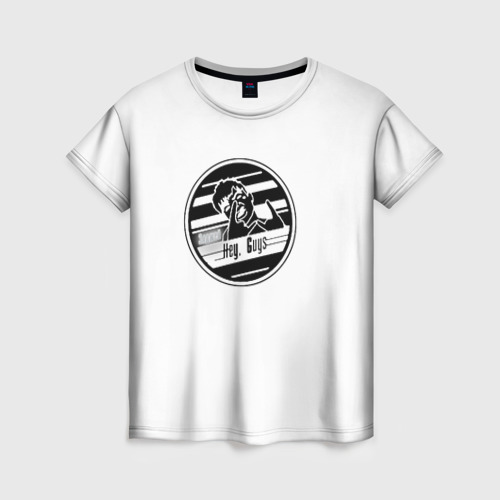 Женская футболка 3D Элджей