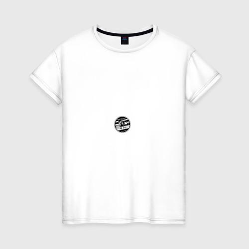 Женская футболка хлопок Элджей