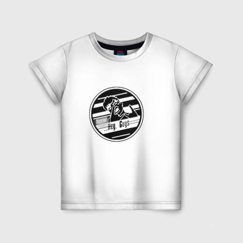 Детская футболка 3D Элджей