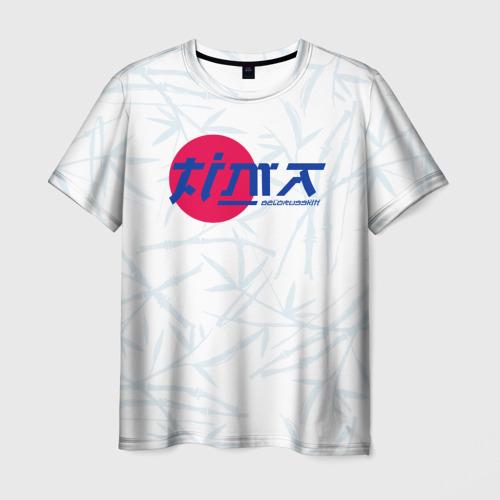 Мужская футболка 3D Тима Белорусских (Кроссы)