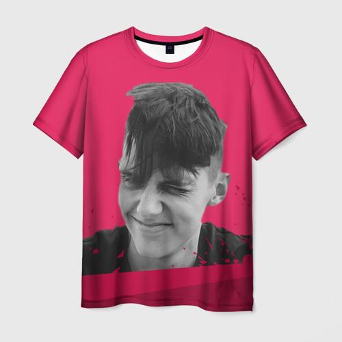 Мужская футболка 3D Тима Белорусских