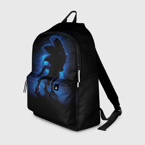 Рюкзак 3D Бешеный еж