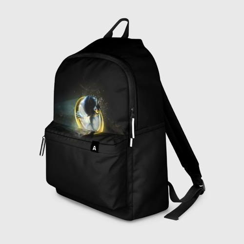 Рюкзак 3D Еж в кольце