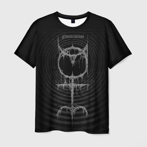 Мужская футболка 3D Ghostemane