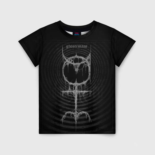 Детская футболка 3D Ghostemane