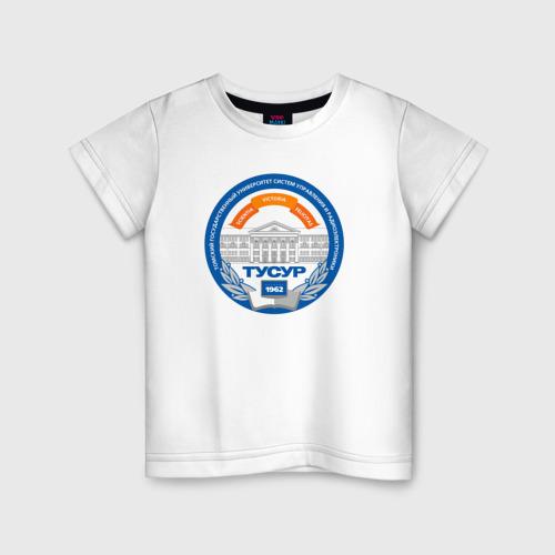 Детская футболка хлопок ТУСУР
