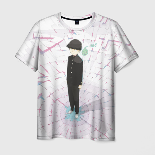 Мужская футболка 3D 100