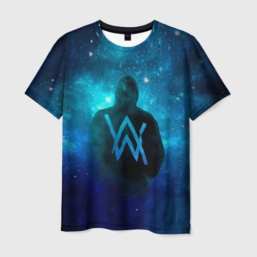 Мужская футболка 3D Alan Walker