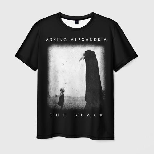 Мужская футболка 3D Asking Alexandria