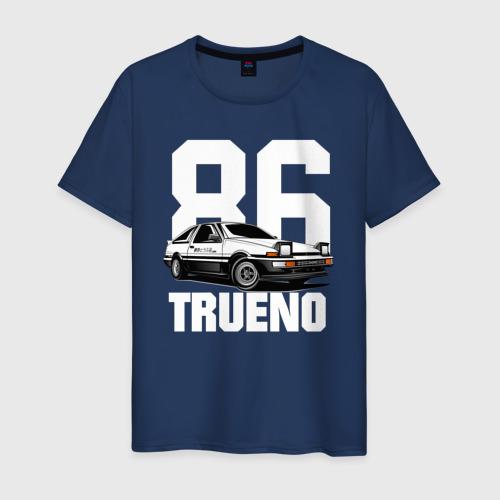 Мужская футболка хлопок TRUENO