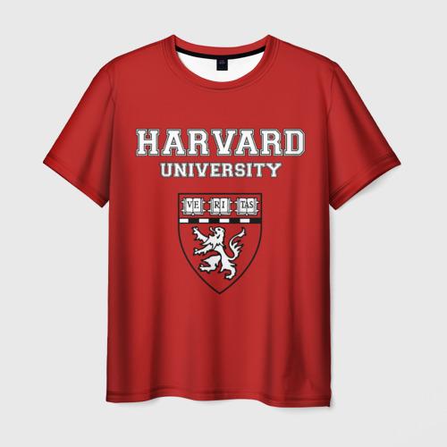 Мужская футболка 3D HARVARD