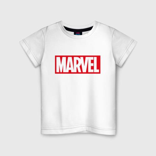 Детская футболка хлопок MARVEL