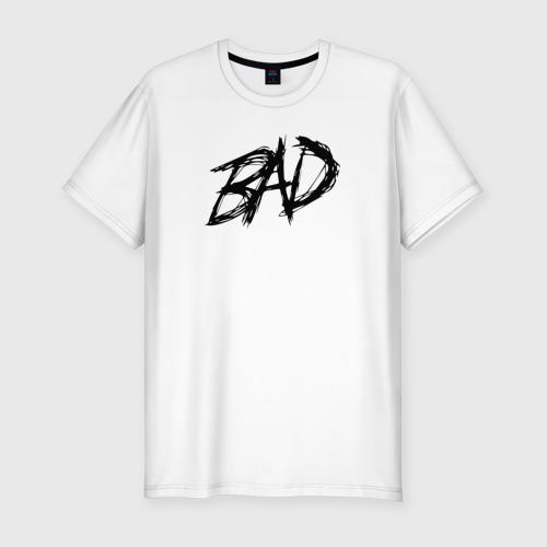 Мужская футболка премиум XXXTENTACION - BAD