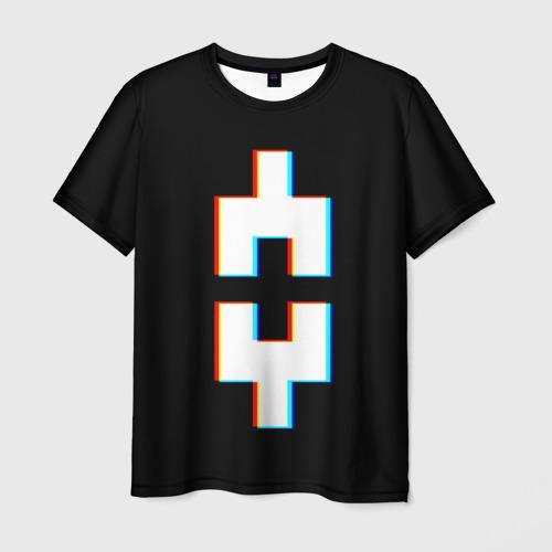 Мужская футболка 3D Bandersnatch