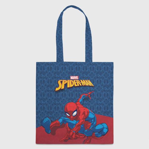 Шоппер 3D Человек-паук