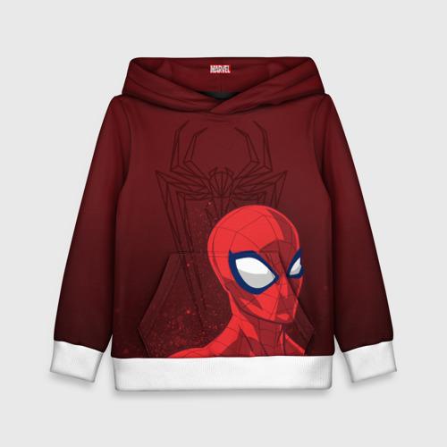 Детская толстовка 3D Spider-Man