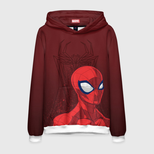 Мужская толстовка 3D Spider-Man