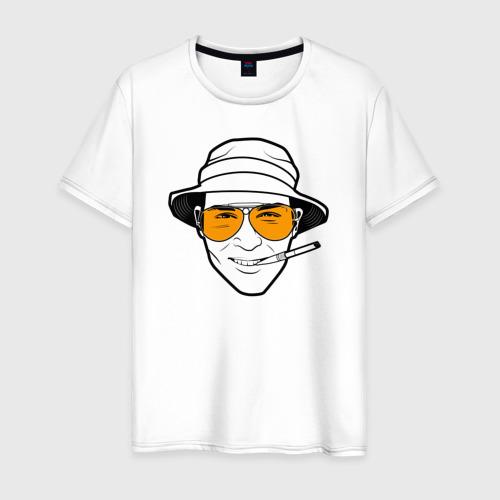 Мужская футболка хлопок Страх и ненависть в Лас-Вегасе