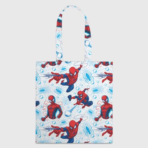 Шоппер 3D Spider-Man