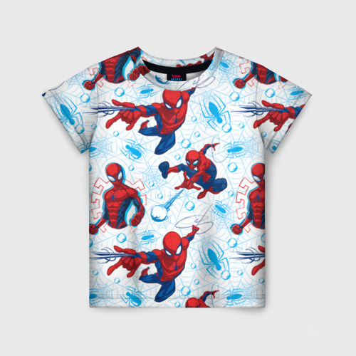 Детская футболка 3D Spider-Man