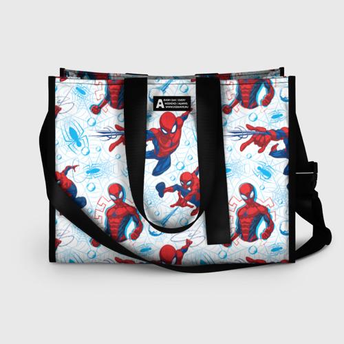 Сумка-шоппер 3D Spider-Man