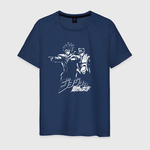 Мужская футболка хлопок JoJo