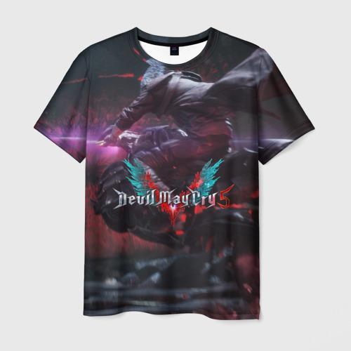 Мужская футболка 3D DMC5