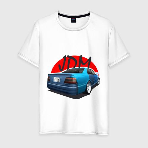 Мужская футболка хлопок Chaser JZX100 v1