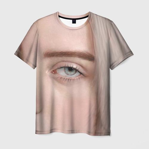 Мужская футболка 3D Ocean Eyes