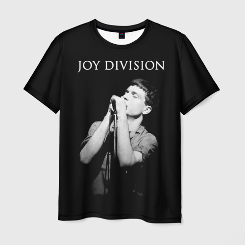 Мужская футболка 3D Joy Division